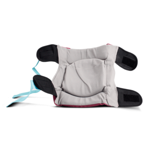 1-TRI Adult Max Comfort 2 Pack Combo Safety Gear Wine Knee back