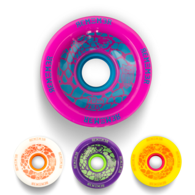 Remember Collective 70mm Savannah Slamma Longboard Wheels