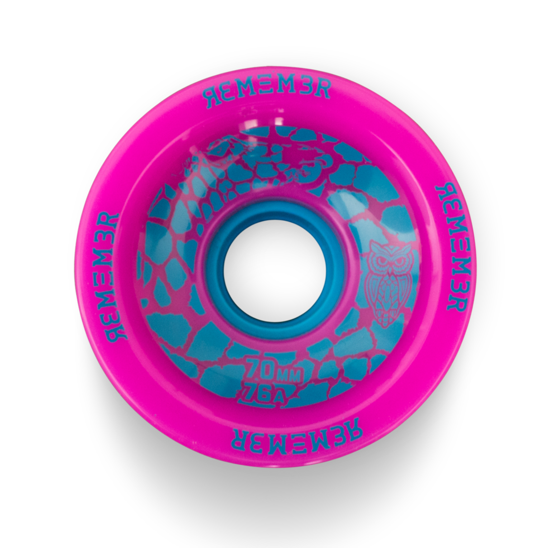 Remember Collective 70mm Savannah Slamma Longboard Wheels