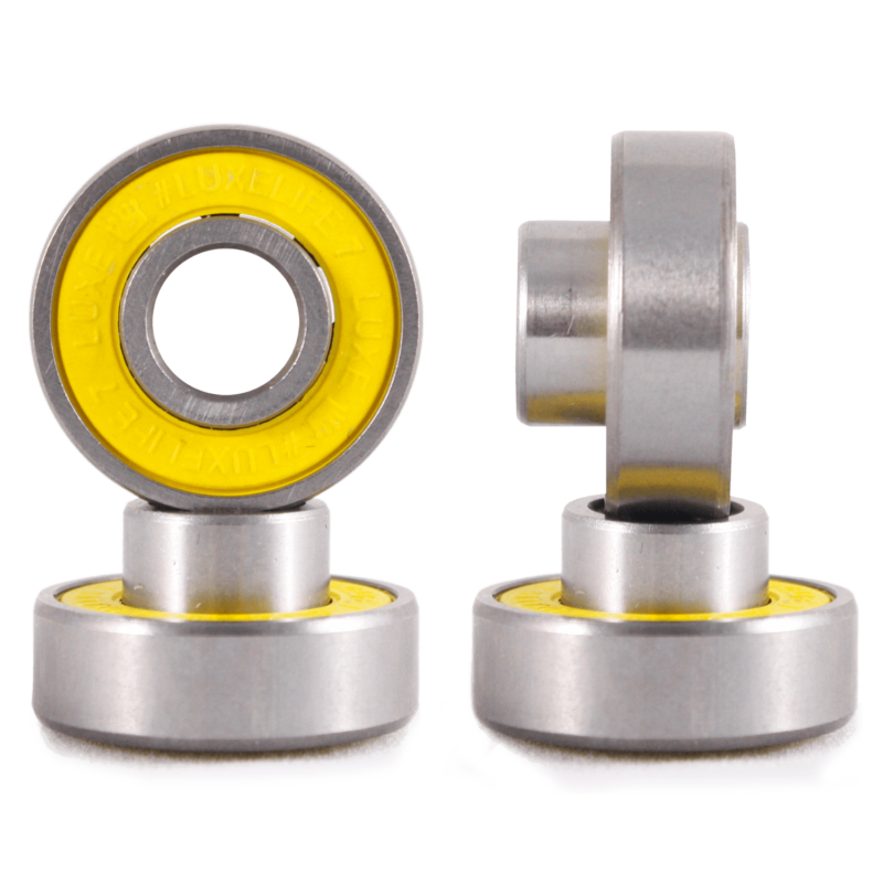 LUXE Built-in Bearings (ABEC 7)