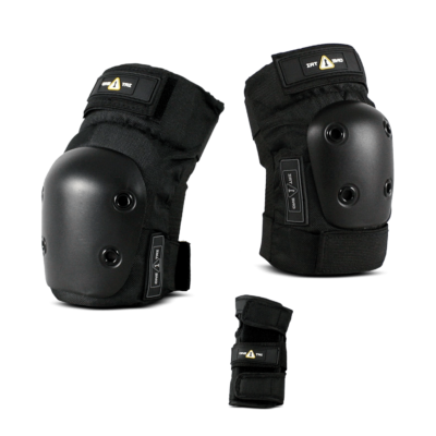 1-TRI Jr Pad Set Black