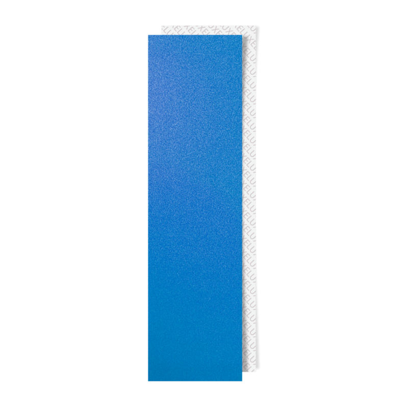 LUXE neon griptape sheets blue